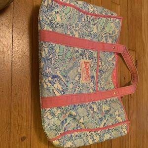 Lily Pulitzer Kappa Kappa Gamma Bag